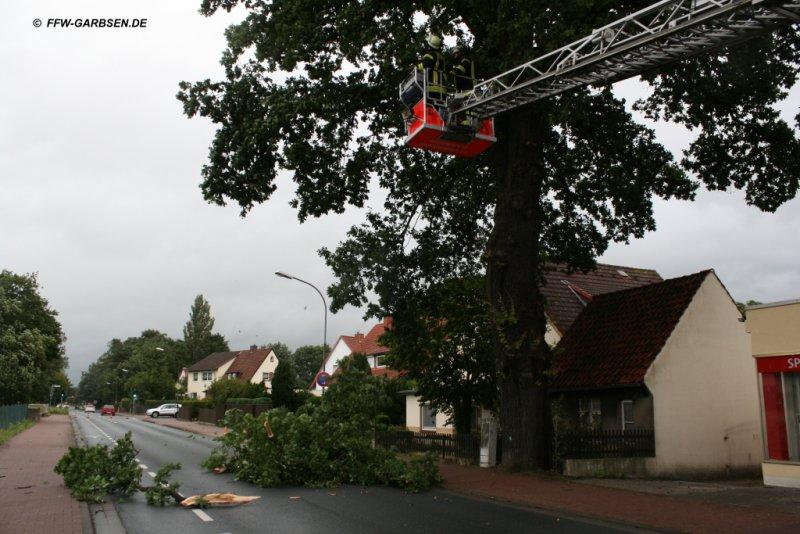 us - Unwetter Sturm
